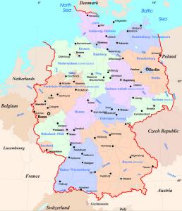 Germany International Shipping