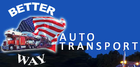 Better Way Auto Transport Logo